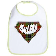 MacLean Superhero Bib