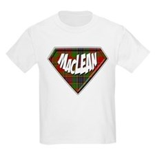 MacLean Superhero T-Shirt