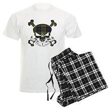 MacLaren Tartan Skull Pajamas