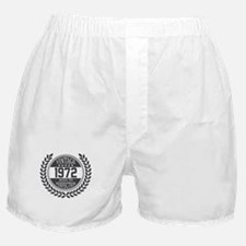 Vintage 1972 Aged To Perfection Boxer Shorts