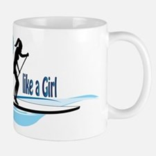 SUP like a Girl Mugs