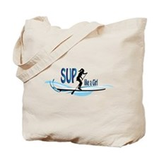 SUP like a Girl Tote Bag