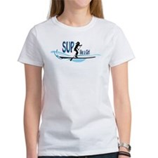 SUP like a Girl T-Shirt