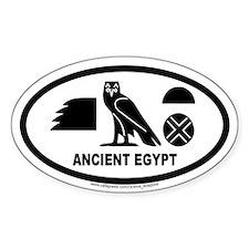 Ancient Egypt International Auto Decal