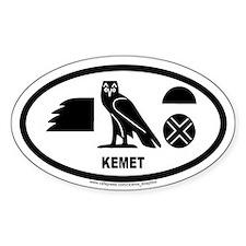 Kemet International Auto Decal