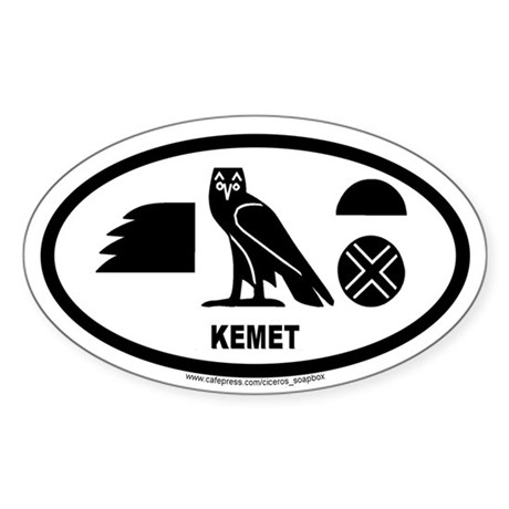 Kemet International Auto Sticker
