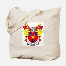 WELLS Coat of Arms Tote Bag