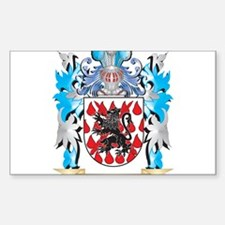 Gaultier Coat of Arms - Family Crest Decal