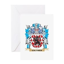 Gauthier Coat of Arms - Family Crest Greeting Card