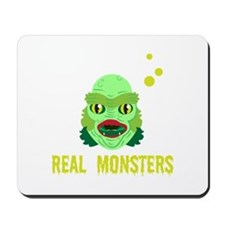Real Monsters Mousepad