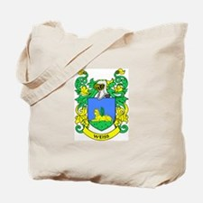 WEISS Coat of Arms Tote Bag