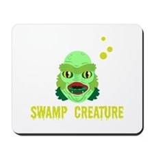 Swamp Creature Mousepad