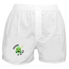 Creature of the Deep Boxer Shorts