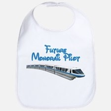 """Future Monorail Pilot"" Bib"
