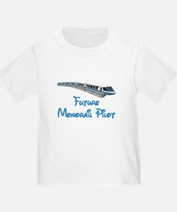"""Future Monorail Pilot"" T"