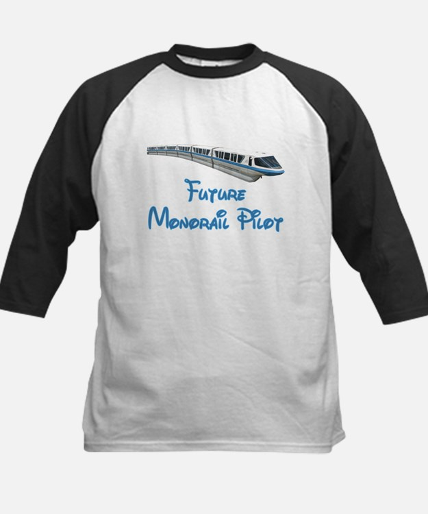 """Future Monorail Pilot"" Tee"