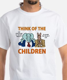 Think of the Children T-Shirt