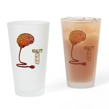 Insanity Drinking Glass