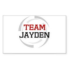 Jayden Rectangle Decal