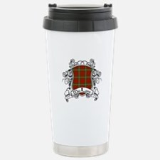 MacLaine Tartan Shield Travel Mug