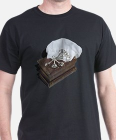 Cool Will cook for books T-Shirt