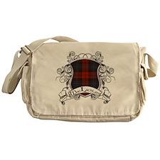 MacLachlan Tartan Shield Messenger Bag