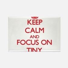 Keep Calm and focus on Tiny Magnets