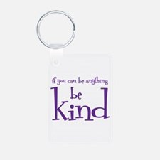 Be Kind (2-Sided) Keychainss