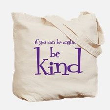 Be Kind (2-Sided) Tote Bag