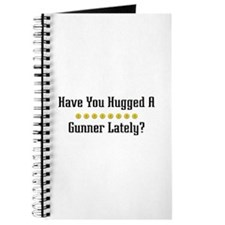 Hugged Gunner Journal