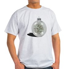 Christmas Ornament filled with money T-Shirt