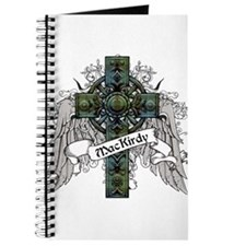 MacKirdy Tartan Cross Journal