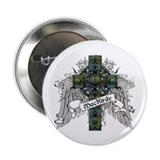 "MacKirdy Tartan Cross 2.25"" Button"