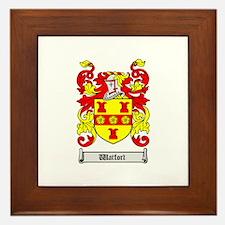WATFORD Coat of Arms Framed Tile