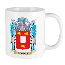 Geddes Coat of Arms - Family Crest Mugs