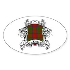 MacKintosh Tartan Shield Decal