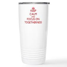 Funny Inseparable Travel Mug