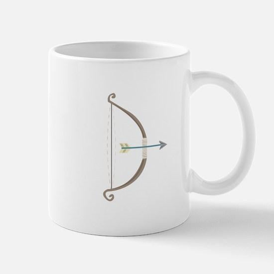 Bow and Arrow Mugs