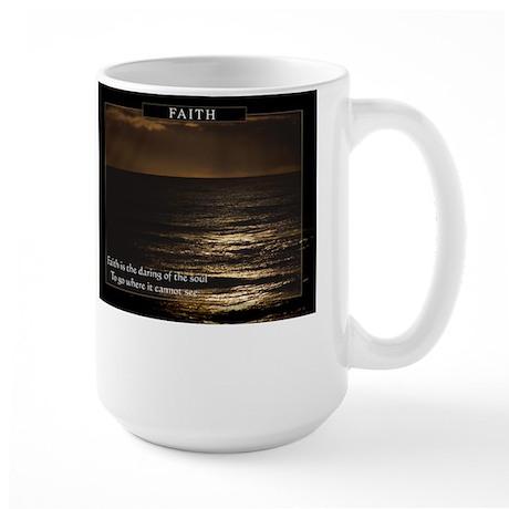 Faith Large Mug