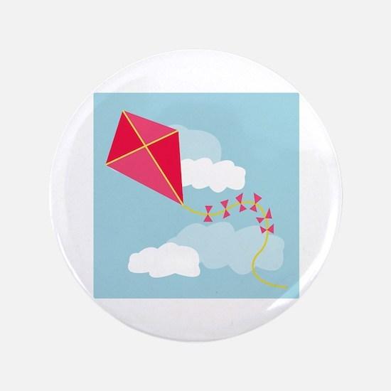 """Kite 3.5"""" Button"""