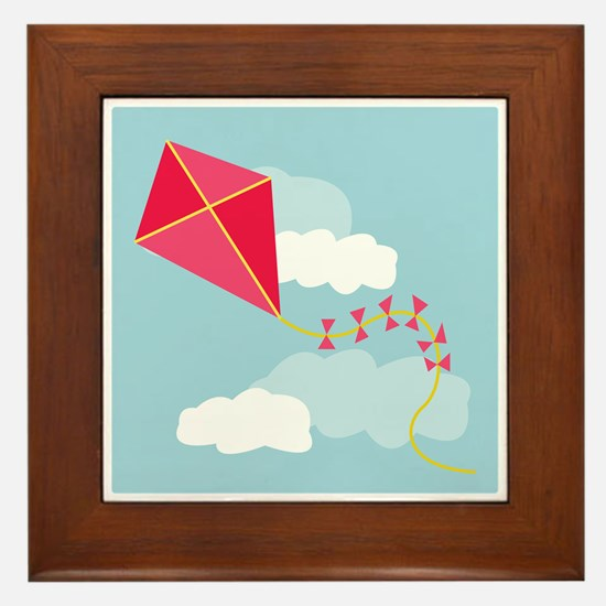Kite Framed Tile