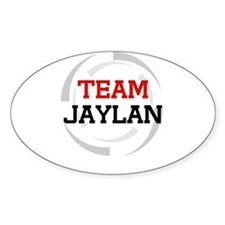 Jaylan Oval Decal