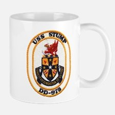 USS STUMP Mug