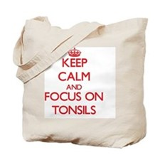 Unique Tonsils Tote Bag
