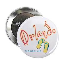 """Orlando - 2.25"""" Button"""