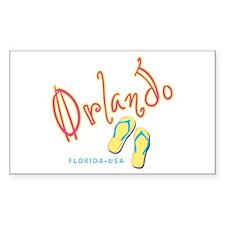Orlando - Bumper Stickers