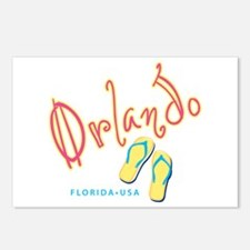 Orlando - Postcards (Package of 8)