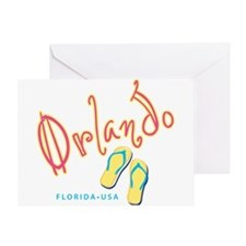 Orlando - Greeting Card