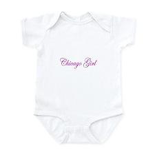 Chicago Girl Infant Bodysuit