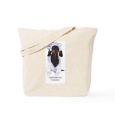 Moxie-Doxie Tote Bag
